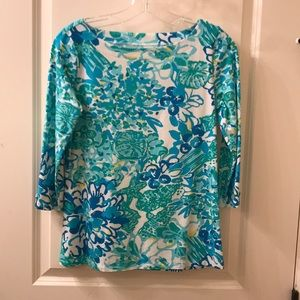 Lilly Pulitzer top size small